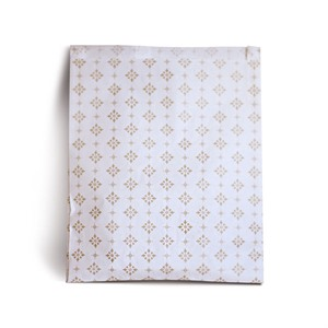 Gold Star Design Paper Bags