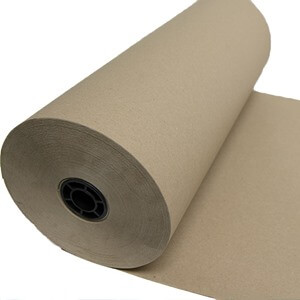 Large Imitation Brown Kraft Rolls