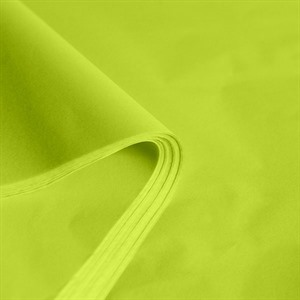 Lime Green Acid-Free Tissue Paper (MG)